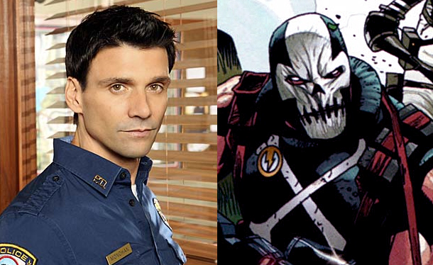 Frank Grillo has now been confirmed as Crossbones