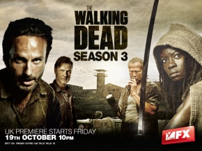 """The Walking Dead"" To Get A Fourth Season"