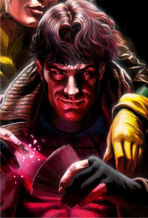 "Channing Tatum Confirms ""Gambit"" Talks"