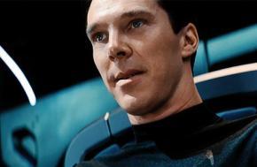 Benedict Cumberbatch Discusses His Star Trek Into DarknessVillain