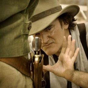 Quentin Tarantino TalksBatfleck