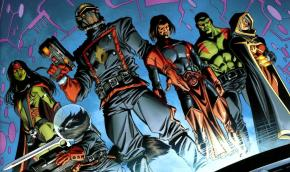 Kevin Feige Introduces You To Marvel's Guardians Of The Galaxy