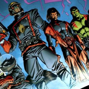Kevin Feige Introduces You To Marvel's Guardians Of TheGalaxy