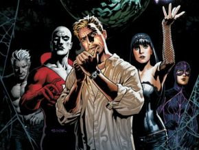 "Del Toro's ""Justice League Dark"" to Link to NBC's ""Constantine""?"