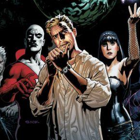 "Del Toro's ""Justice League Dark"" to Link to NBC's ""Constantine""?"