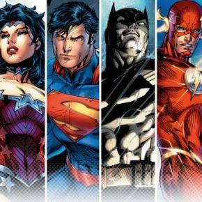 """Batman V Superman"" Brought Forward; Nine More DC MoviesConfirmed"