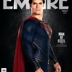 "New ""Man Of Steel"" Images"