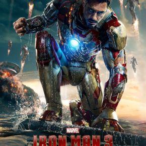 """New """"Iron Man 3"""" Poster; Iron…Men?!?!"""