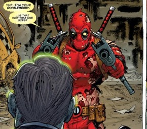 Video: Awesome Test Footage from Proposed Deadpool Movie
