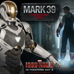 "More Armour For ""Iron Man 3""; Tony Stark Venturing To Space?; Guardians of the Galaxy?"