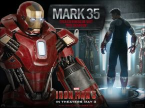 "Yet Another Amour Revealed For ""Iron Man 3"""