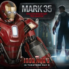 """Yet Another Amour Revealed For """"Iron Man3"""""""