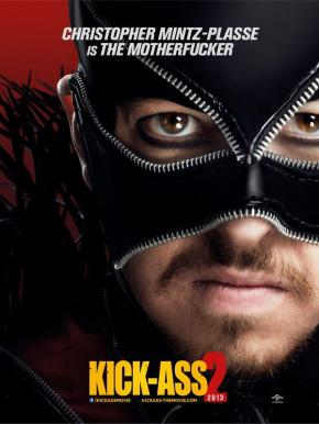"The Mother Fucker Gets A New ""Kick-Ass 2"" Poster"