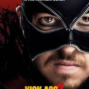 "The Mother Fucker Gets A New ""Kick-Ass 2""Poster"