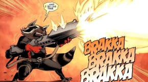 Bradley Cooper Cast As Marvel's Rocket Raccoon