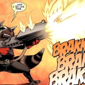 Bradley Cooper Cast As Marvel's RocketRaccoon