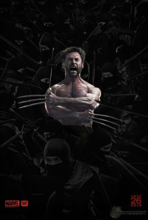 "Hugh Jackman Talks ""The Wolverine"""