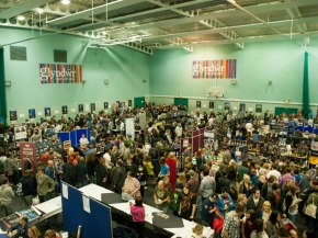 Review: Wales ComicCon2013