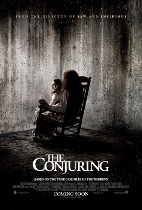 "Video: Trailer For ""The Conjuring"""