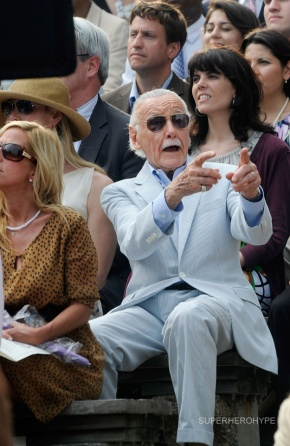 """Stan Lee Confirmed for """"Agents of S.H.I.E.L.D."""" Cameo"""