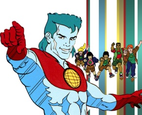 """Captain Planet"" Film Still Happening"