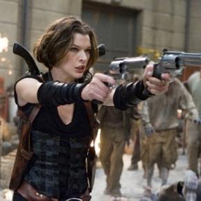 """Resident Evil: The Final Chapter""Stalls"