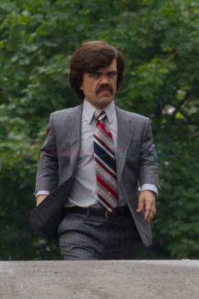 "Peter Dinklage Talks ""X-Men: Days Of Future Past"""