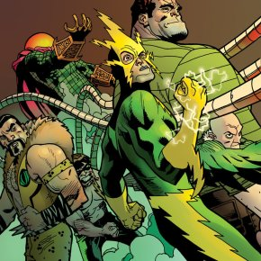 "Update on ""Sinister Six"" and ""Venom"" Movies"