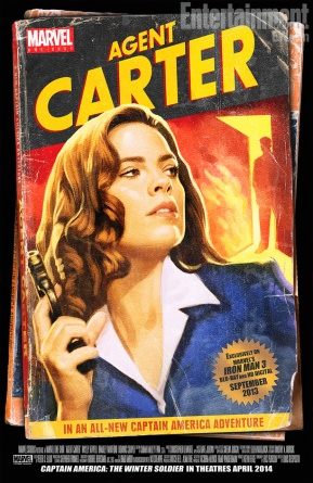 """Additions for """"Agent Carter""""Series"""