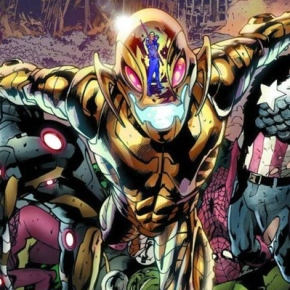 "Scarlett Johansson And James Spader Talk ""Avengers: Age OfUltron"""