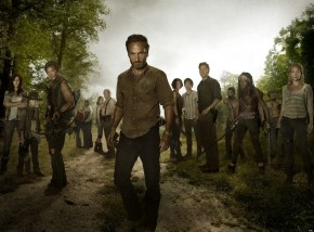"""The Walking Dead"" Confirmed For A Fifth Season"