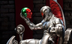 First Look at Age of Ultron's Vision; Judy Greer's Ant-Man Role Revealed; Official Synopsis for The Fantastic Four