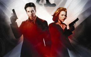 "David Duchovny Claims ""X-Files 3"" Is Being Written"