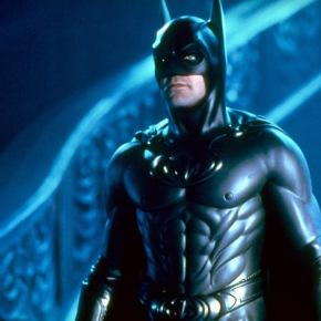 "George Clooney Says He ""Destroyed"" Batman"