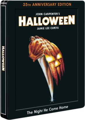 Blu-Ray Review: Halloween 35th Anniversary Edition Steelbook
