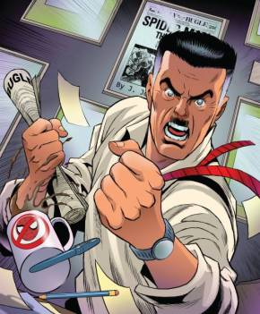 "J. Jonah Jameson Addresses The Menace Of ""The Amazing Spider-Man 2"""