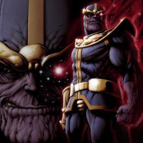 Marvel Describe Thanos As Similar To A Video Game BigBoss