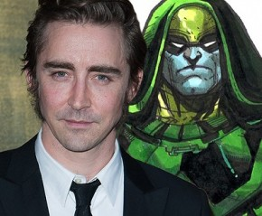 "Lee Pace Updates On Ronan In ""Guardians Of The Galaxy"""