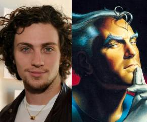 "Aaron Taylor Johnson Is Quicksilver In ""Avengers: Age Of Ultron"""