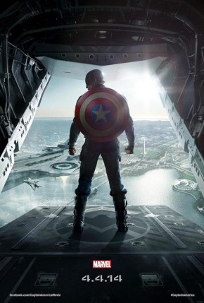 "New Poster For ""Captain America: The Winter Soldier"""