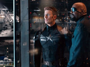 "New Images From ""Captain America: The Winter Soldier"""