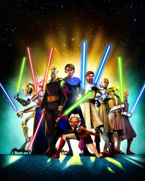 "The Final Season Of ""Star Wars: The Clone Wars"" To Be Released"
