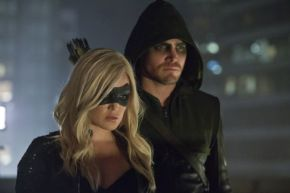"Further Look At Black Canary In ""Arrow"""