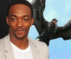 "Anthony Mackie On The Falcon's Look In ""Captain America 2"""