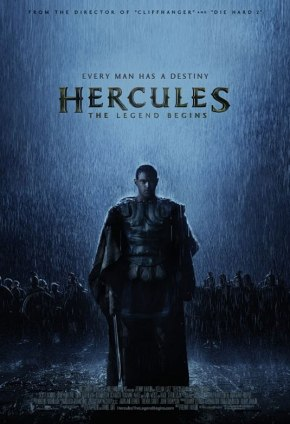 "Video: Teaser Trailer And Poster For ""Hercules: The Legend Begins"""
