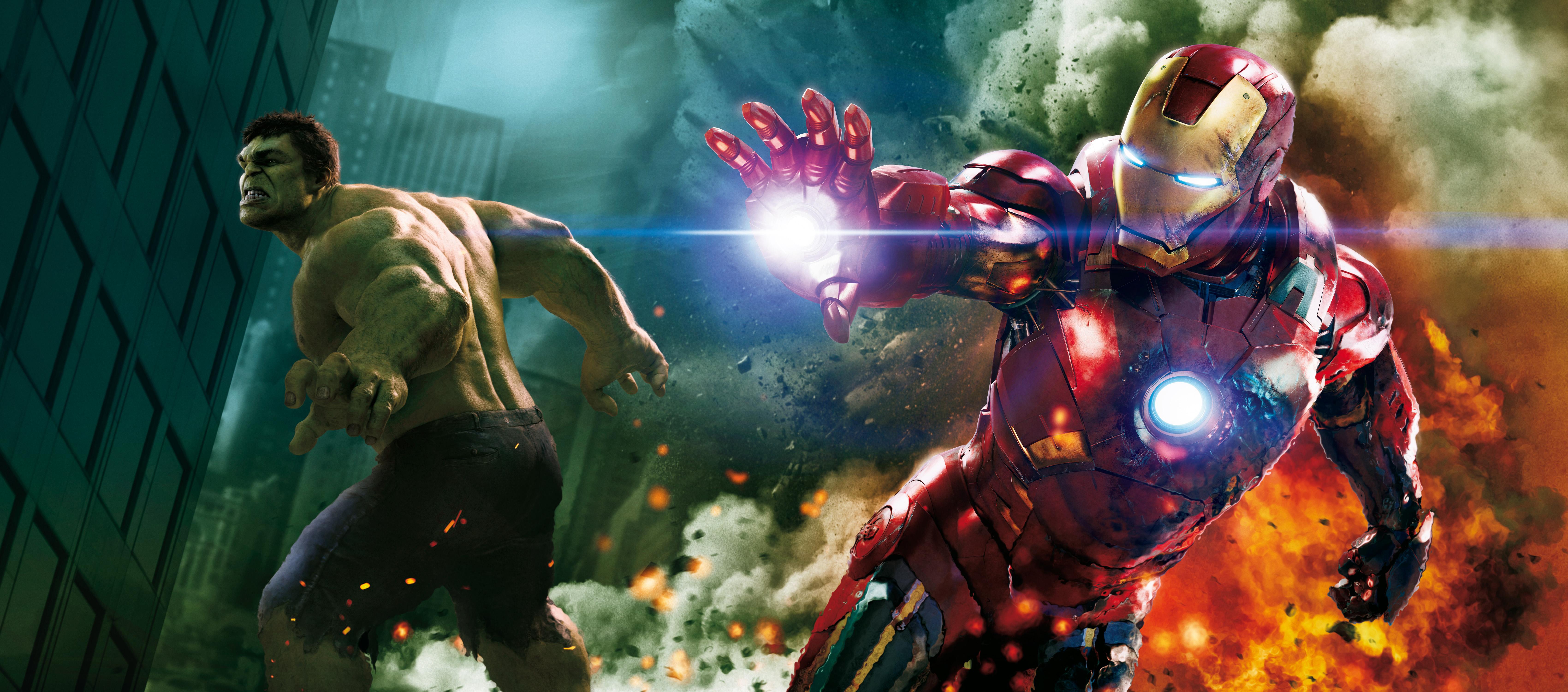 Update On    Iron Man 4    And New Hulk MovieIron Hulk