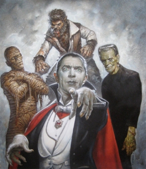 Classic Universal Monsters Getting Their Own Cinematic Universe?