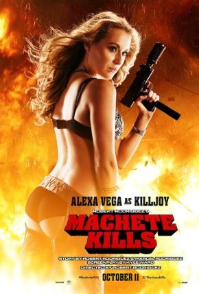 """New Poster For """"MacheteKills"""""""