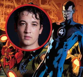 "Miles Teller Confirms He's In ""Fantastic Four"" Talks"