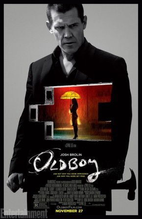 "New ""Oldboy"" Poster"